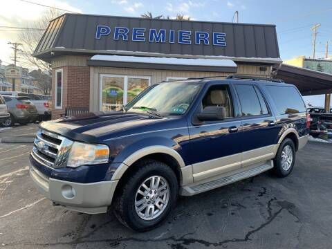 2009 Ford Expedition EL for sale at Premiere Auto Sales in Washington PA
