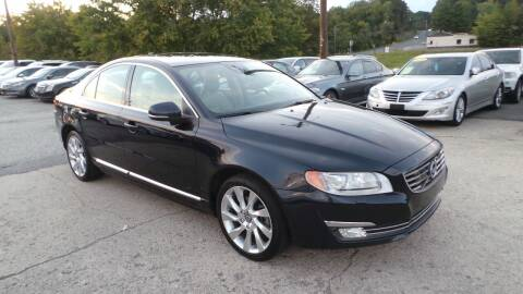 2016 Volvo S80 for sale at Unlimited Auto Sales in Upper Marlboro MD