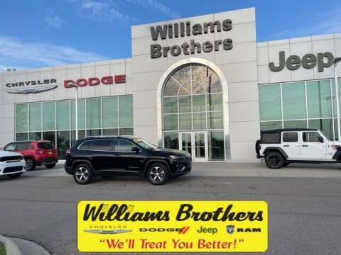 2019 Jeep Cherokee for sale at Williams Brothers - Pre-Owned Monroe in Monroe MI