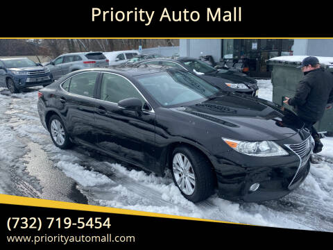 2014 Lexus ES 350 for sale at Priority Auto Mall in Lakewood NJ