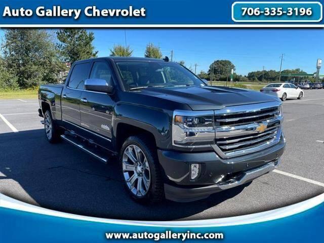 2017 Chevrolet Silverado 1500 for sale at Auto Gallery Chevrolet in Commerce GA