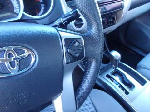 2015 Toyota Tacoma for sale at BLACKWELL MOTORS INC in Farmington MO