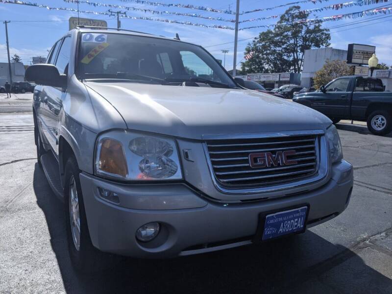 2006 GMC Envoy for sale at GREAT DEALS ON WHEELS in Michigan City IN