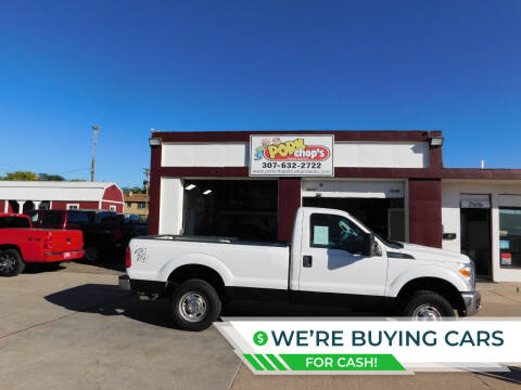 2015 Ford F-250 Super Duty for sale at Pork Chops Truck and Auto in Cheyenne WY