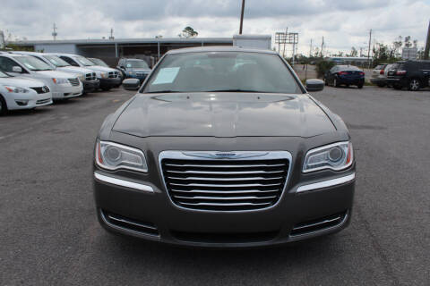 2012 Chrysler 300 for sale at Jamrock Auto Sales of Panama City in Panama City FL
