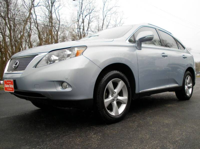 2010 Lexus RX 350 for sale at Auto Brite Auto Sales in Perry OH