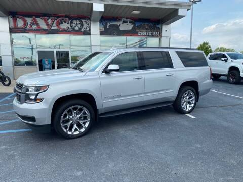 2019 Chevrolet Suburban for sale at Davco Auto in Fort Wayne IN