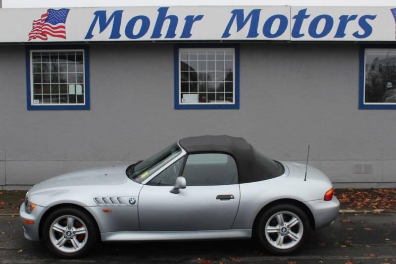 1997 BMW Z3 for sale at Mohr Motors in Salem OR
