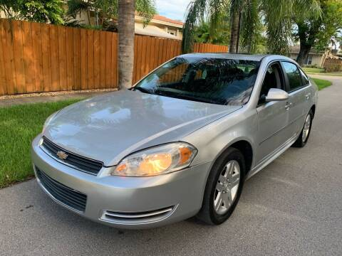 2013 Chevrolet Impala for sale at FINANCIAL CLAIMS & SERVICING INC in Hollywood FL