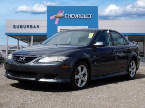 2005 Mazda MAZDA6 for sale at Suburban Chevrolet of Ann Arbor in Ann Arbor MI