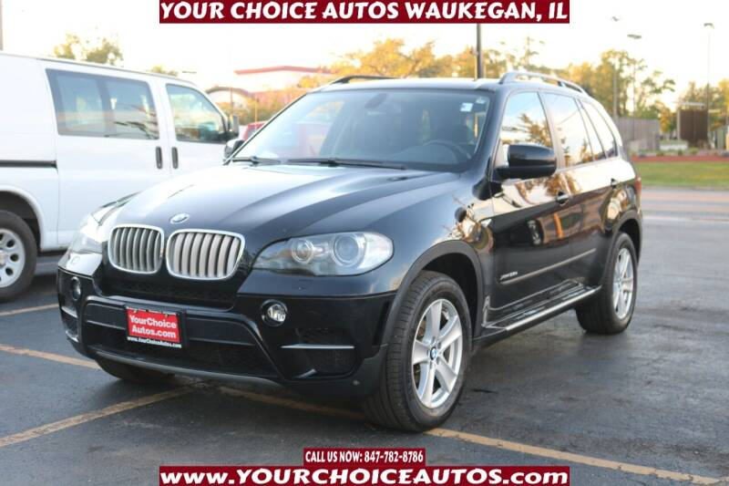 2011 BMW X5 for sale at Your Choice Autos - Waukegan in Waukegan IL