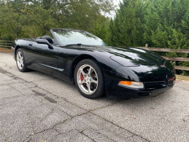 2000 Chevrolet Corvette for sale at Front Porch Motors Inc. in Conyers GA