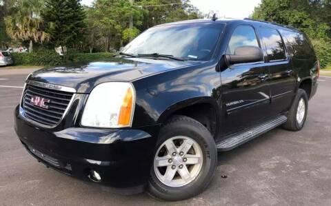 2011 GMC Yukon XL for sale at Consumer Auto Credit in Tampa FL