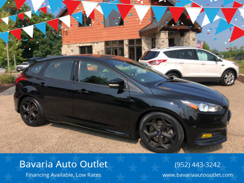 2016 Ford Focus for sale at Bavaria Auto Outlet in Victoria MN