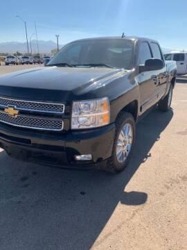 2013 Chevrolet Silverado 1500 for sale at Poor Boyz Auto Sales in Kingman AZ