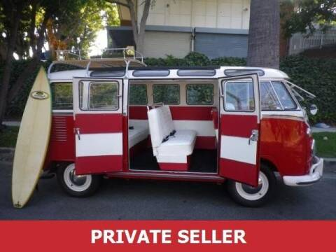 1967 Volkswagen Bus for sale at US 24 Auto Group in Redford MI
