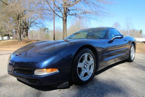 1999 Chevrolet Corvette for sale at Oak City Motors in Garner NC