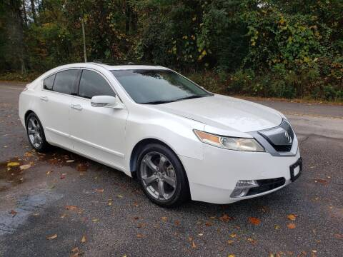 2010 Acura TL for sale at GA Auto IMPORTS  LLC in Buford GA