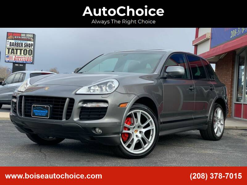 2009 Porsche Cayenne for sale at AutoChoice in Boise ID