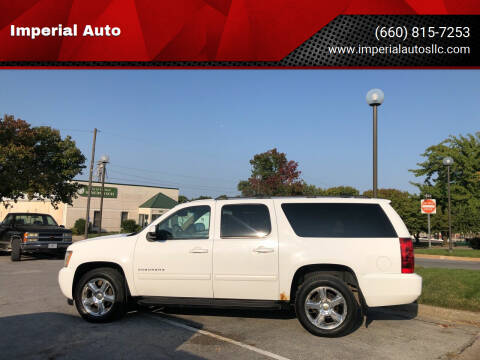 2010 Chevrolet Suburban for sale at Imperial Auto of Marshall in Marshall MO