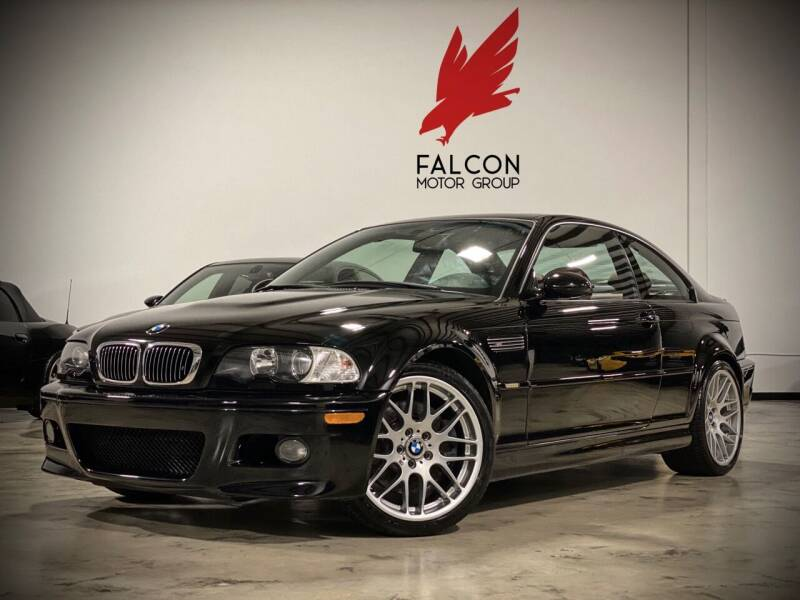 2005 BMW M3 for sale at FALCON MOTOR GROUP in Orlando FL