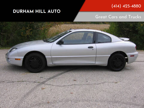 2004 Pontiac Sunfire for sale at Durham Hill Auto in Muskego WI