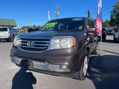 2012 Honda Pilot for sale at Cars for Less in Phenix City AL