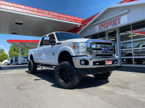 2016 Ford F-350 Super Duty for sale at Furrst Class Cars LLC  - Independence Blvd. in Charlotte NC