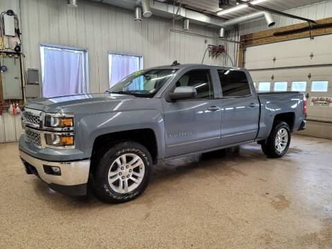 2015 Chevrolet Silverado 1500 for sale at Sand's Auto Sales in Cambridge MN