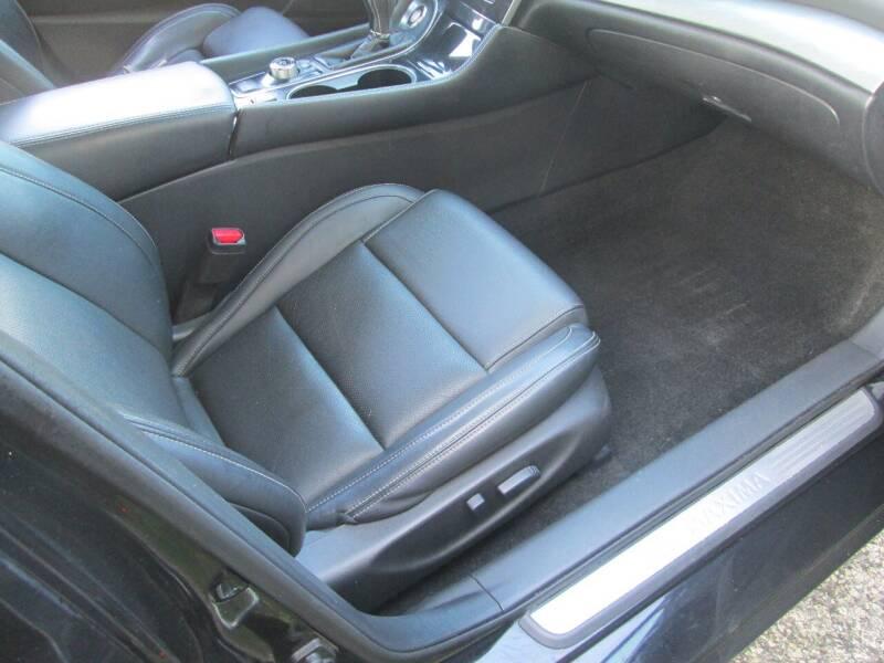 2016 Nissan Maxima 3.5 SV 4dr Sedan - Levittown PA