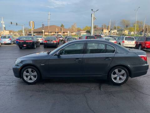 2008 BMW 5 Series for sale at Autoplex Milwaukee in Milwaukee WI