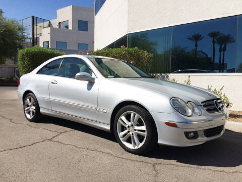 2008 Mercedes-Benz CLK for sale at Nevada Credit Save in Las Vegas NV