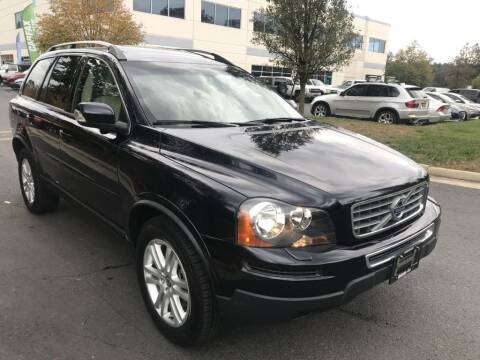 2011 Volvo XC90 for sale at Dotcom Auto in Chantilly VA