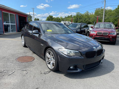 2014 BMW 5 Series for sale at Top Quality Auto Sales in Westport MA