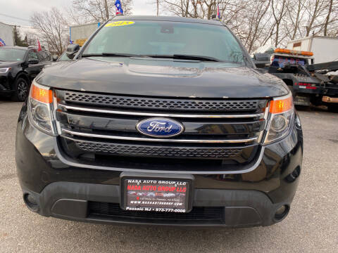 2015 Ford Explorer for sale at Nasa Auto Group LLC in Passaic NJ