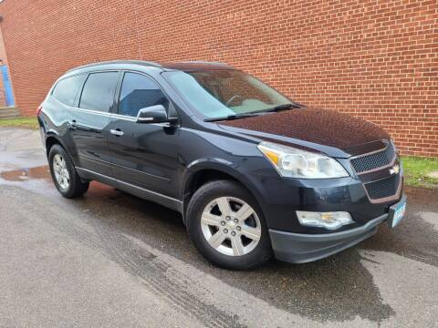 2012 Chevrolet Traverse for sale at Minnesota Auto Sales in Golden Valley MN