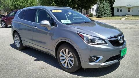 2020 Buick Envision for sale at Unzen Motors in Milbank SD