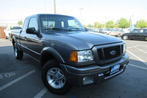 2004 Ford Ranger for sale at Choice Auto & Truck in Sacramento CA