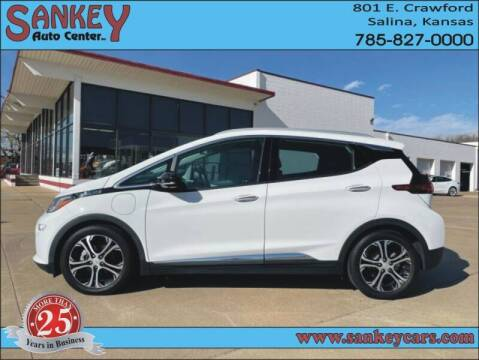 2017 Chevrolet Bolt EV for sale at Sankey Auto Center, Inc in Salina KS