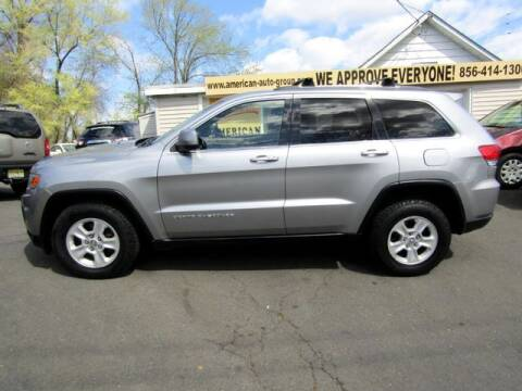 2015 Jeep Grand Cherokee for sale at American Auto Group Now in Maple Shade NJ