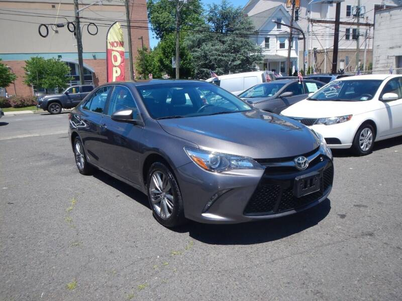 2017 Toyota Camry for sale at 103 Auto Sales in Bloomfield NJ