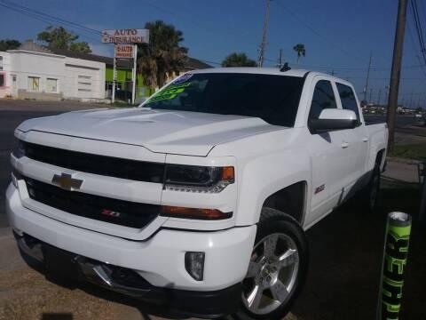 2017 Chevrolet Silverado 1500 for sale at Express AutoPlex in Brownsville TX