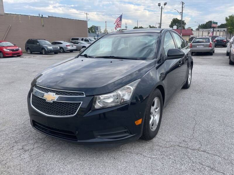 2014 Chevrolet Cruze for sale at Honest Abe Auto Sales 2 in Indianapolis IN