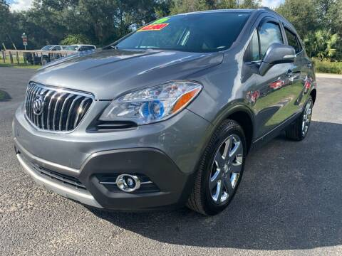 2015 Buick Encore for sale at Gator Truck Center of Ocala in Ocala FL