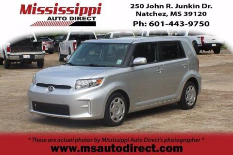 2014 Scion xB for sale at Auto Group South - Mississippi Auto Direct in Natchez MS