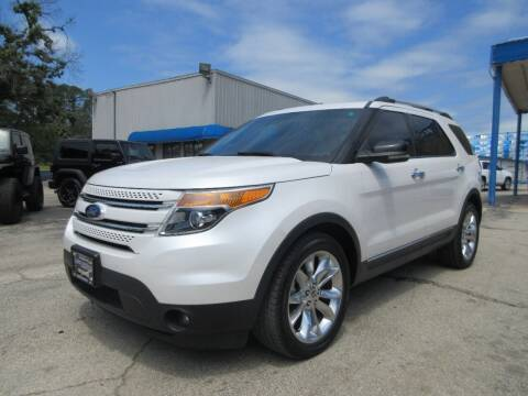 2011 Ford Explorer for sale at Quality Investments in Tyler TX