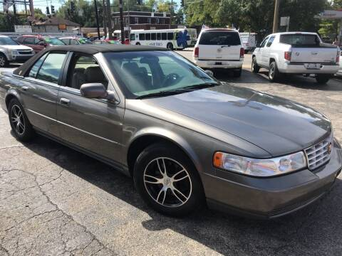 1998 Cadillac Seville for sale at Klein on Vine in Cincinnati OH