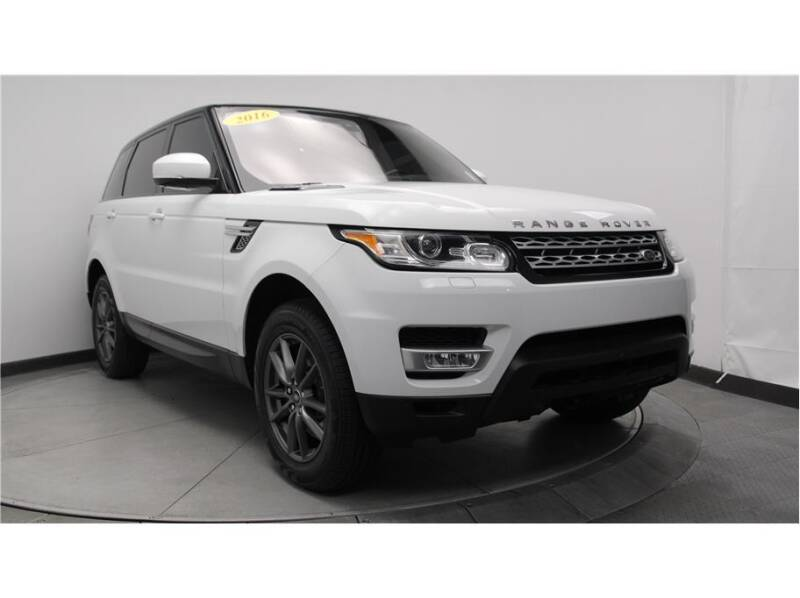 2016 Land Rover Range Rover Sport for sale in Lakewood, WA