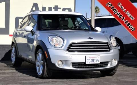 2014 MINI Countryman for sale at H1 Auto Group in Sacramento CA