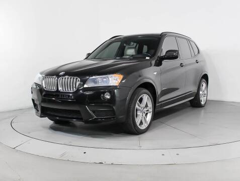 2014 BMW X3 for sale at Beverly Farms Motors in Beverly MA